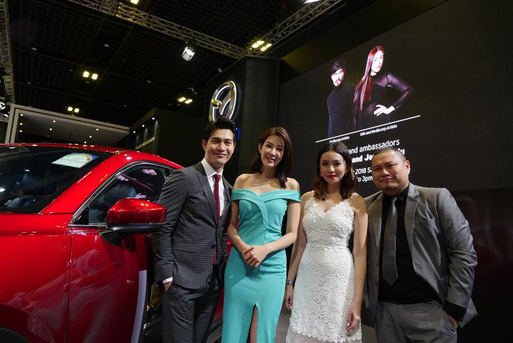 Singapore Motorshow 2018 (Mazda)