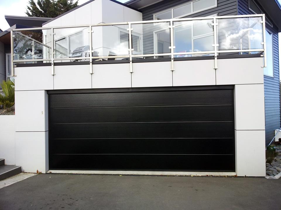 Sectional Doors Alpha Doors