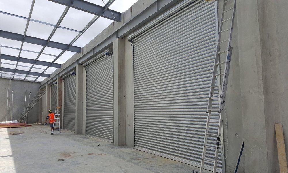 Alpha Garage Doors Roller & Alpha Doors pezcame.com
