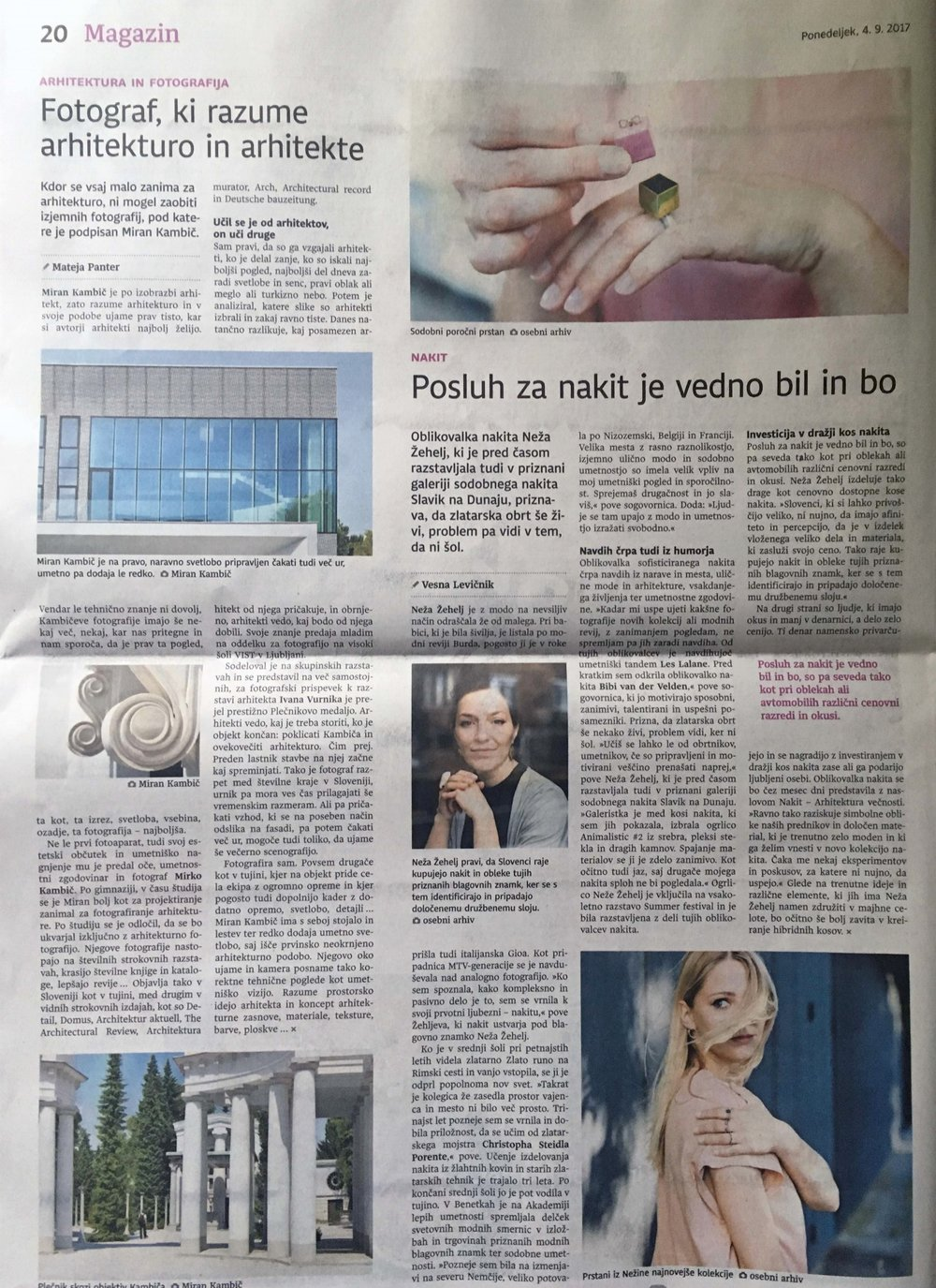 - DELO newspaper