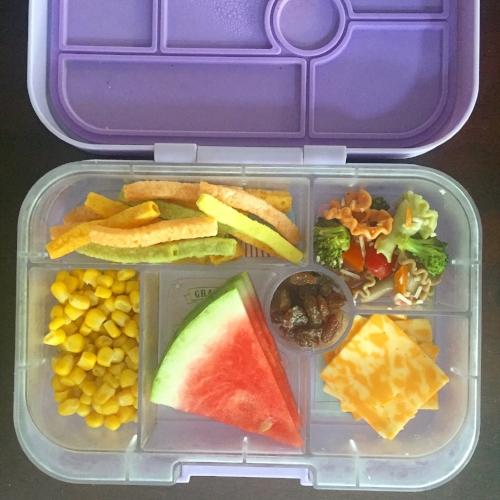 seasonal food exposure with kids