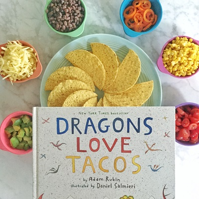 Dragons Love Tacos Taco Bar