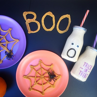 Halloween Boo Breakfast