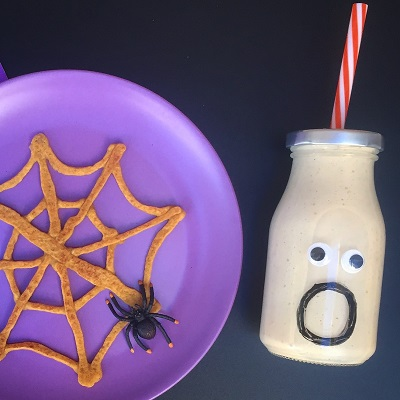 Healthy Boo-Nana Smoothie for Kids