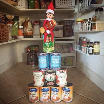 elf on the shelf food bank donations.jpg