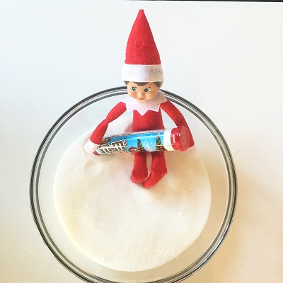 elf on the shelf plant sugar for cookie.jpg