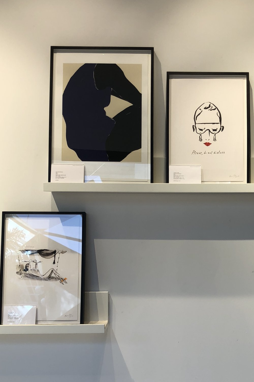 The Fashion Illustration Gallery