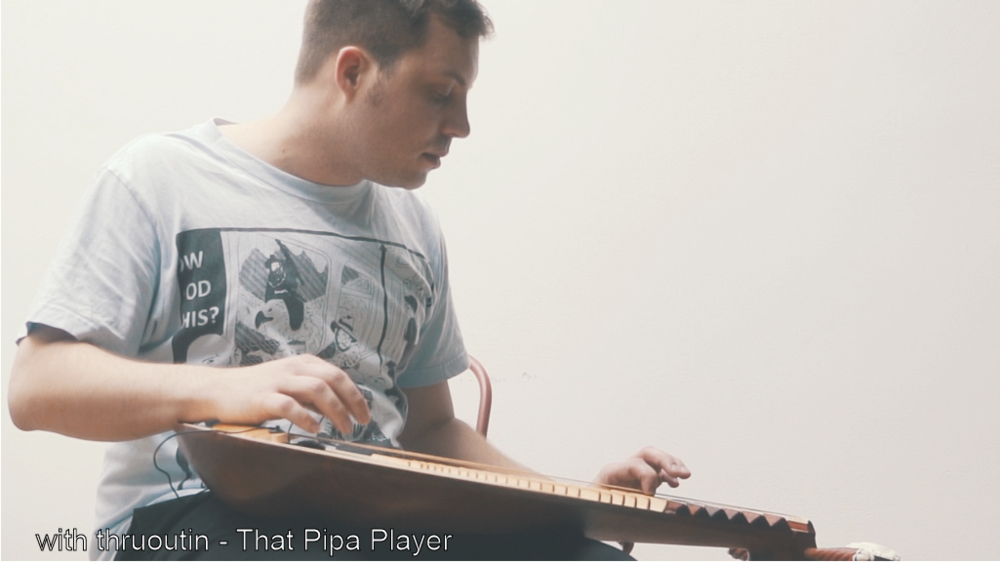 Around The Block with thruoutin - That Pipa Player