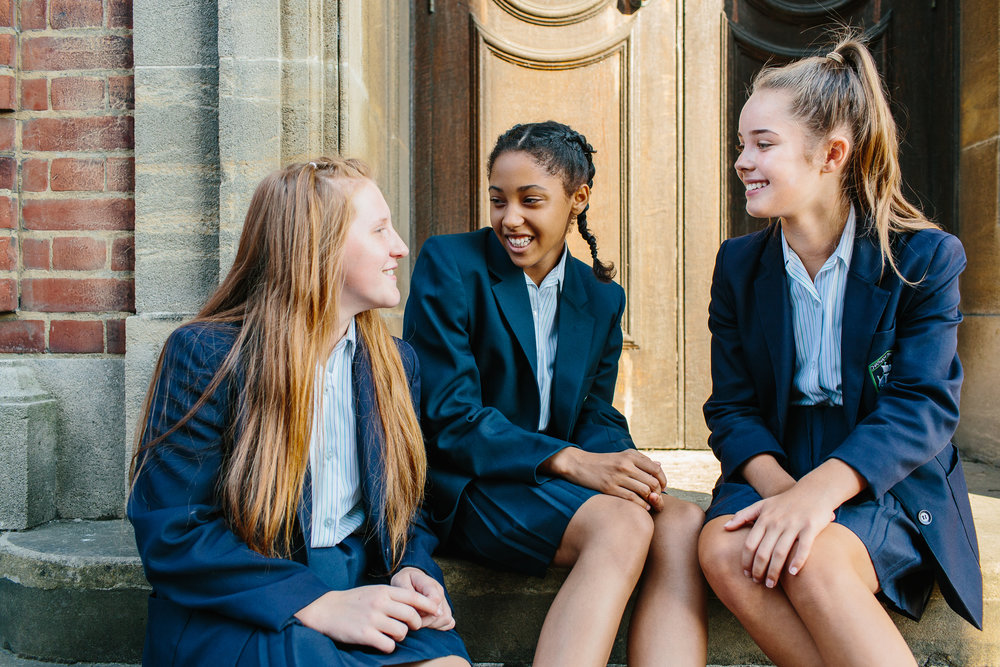 Geography Chatham Grammar School For Girls
