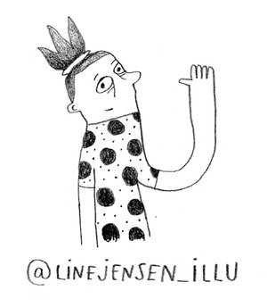 Line Jensen Illustration