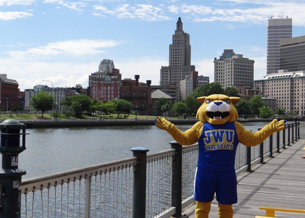 Wildcat Willie in downtown Providence
