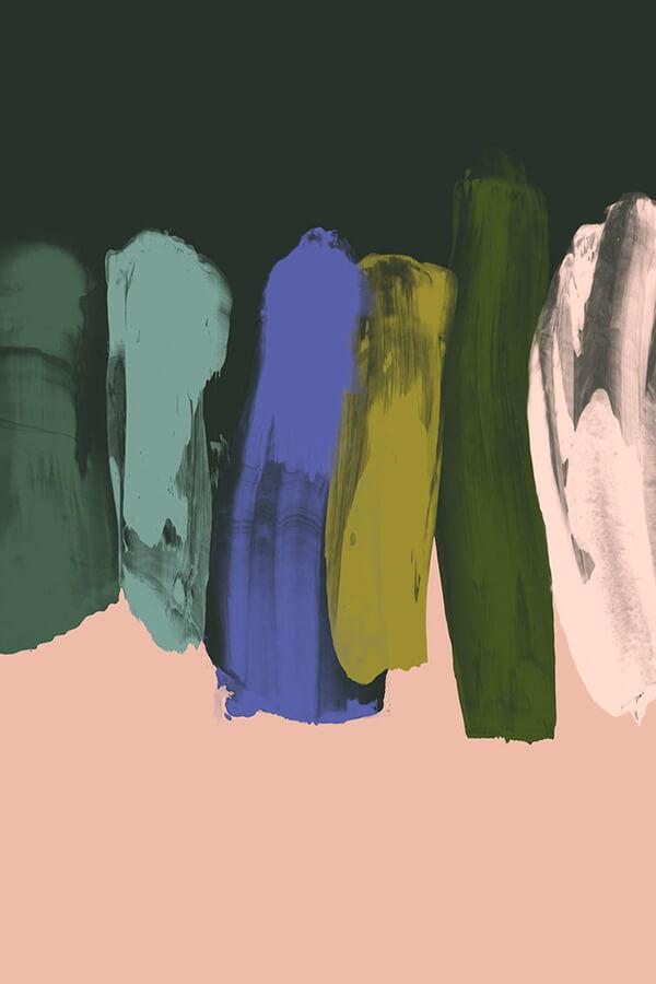 Reeta Ek,  Tikkurila  High quality pigment print on 180g matt paper 70x100cm