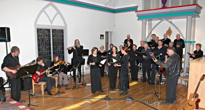 St. Barnabas Choir Performs Bob Franke's Good Friday Cantata