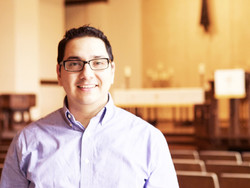 Jaime Jimenez, Assistant pastor – Spanish ministry, Christ the King Presbyterian Church