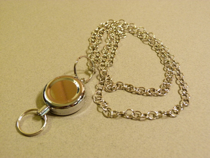 Security Badge Necklaces
