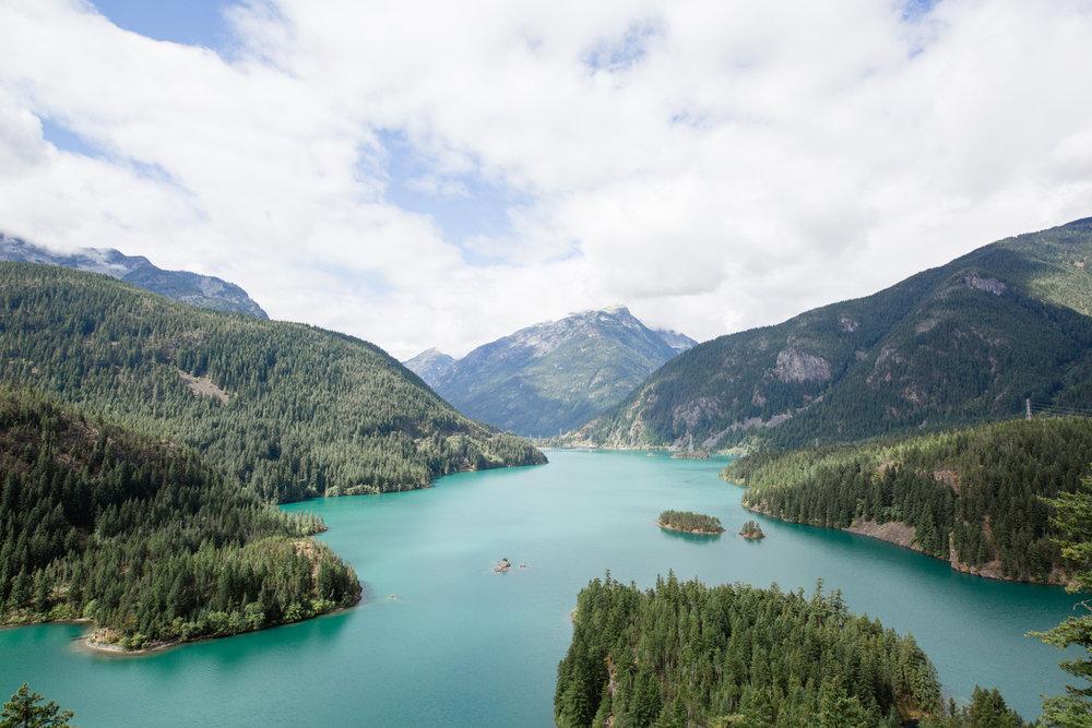 North Cascade Mountains, Washington
