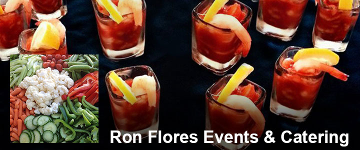 Ron Flores Events & Catering