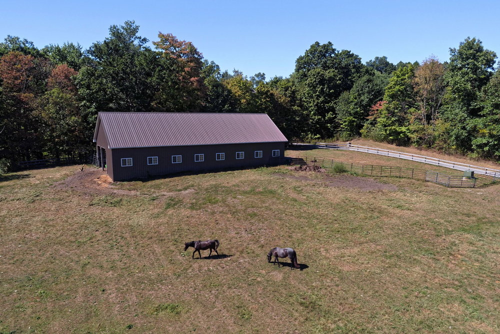 Shot of horse stables and horses.jpg