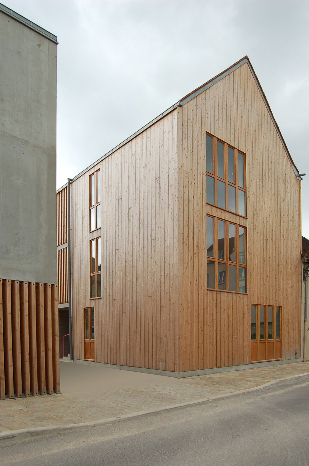 44 logements étudiants à Troyes