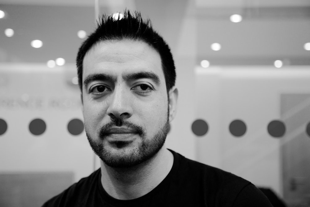 """London, United Kingdom – 9 October 2016. """"My life wasn't safe in Afghanistan. I was living in a very difficult situation there. Many people wanted to harm me. I worked for the Ministry of the Economy and when they sent us on a course to Paris, I stayed. My brother is in the UK and he was very sick, so I needed to get to him. I ended up in Calais and stayed there for a month, then left to Dunkirk and after the fifth day, I remember it was a rainy day, I managed to cross the border in a lorry and claimed asylum. This course will help me provide for me and my brother."""""""