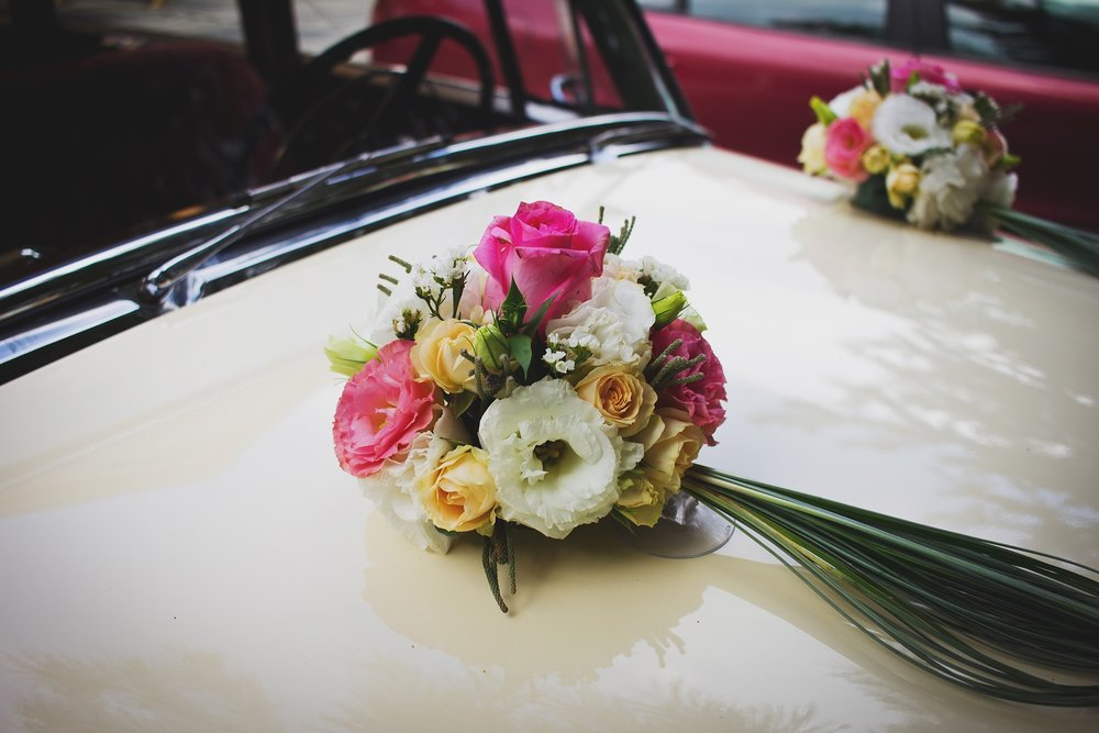 Wedding Car & Vehicle Hire in Bath & Bristol -