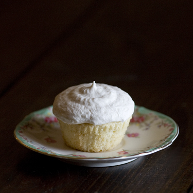 Gluten and Dairy free Vanilla Cupcake with Dairy, soy and corn free Vanilla Butter Cream Frosting