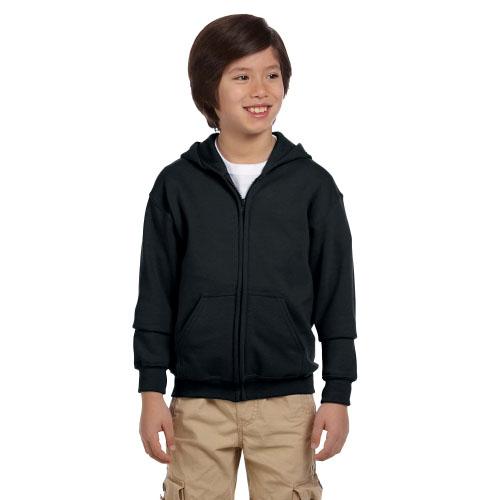 Youth zipper hoodie