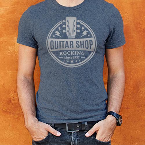 Tri-Blend-T-shirt