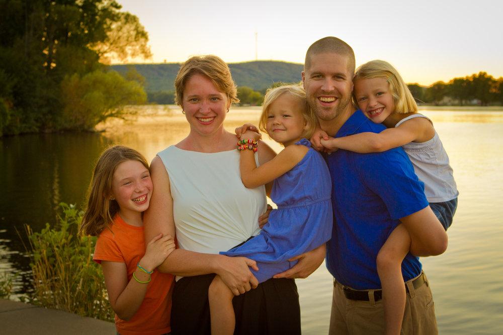 family_lake
