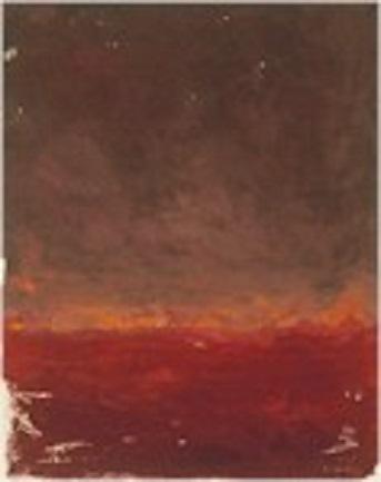 Burning Fields | Monotype, 8 x 10 in | $700