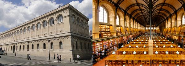Bibliothèque, Sainte Genevieve, Paris.jpg
