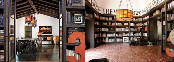 4) Diane Keaton's Library, Beverly Hills, U.S.A.jpg