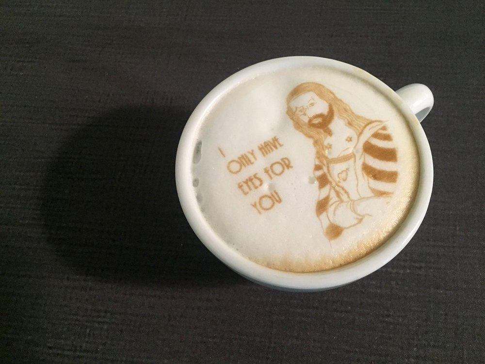 ריפליים לקפה