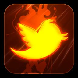 Twitter on Fire