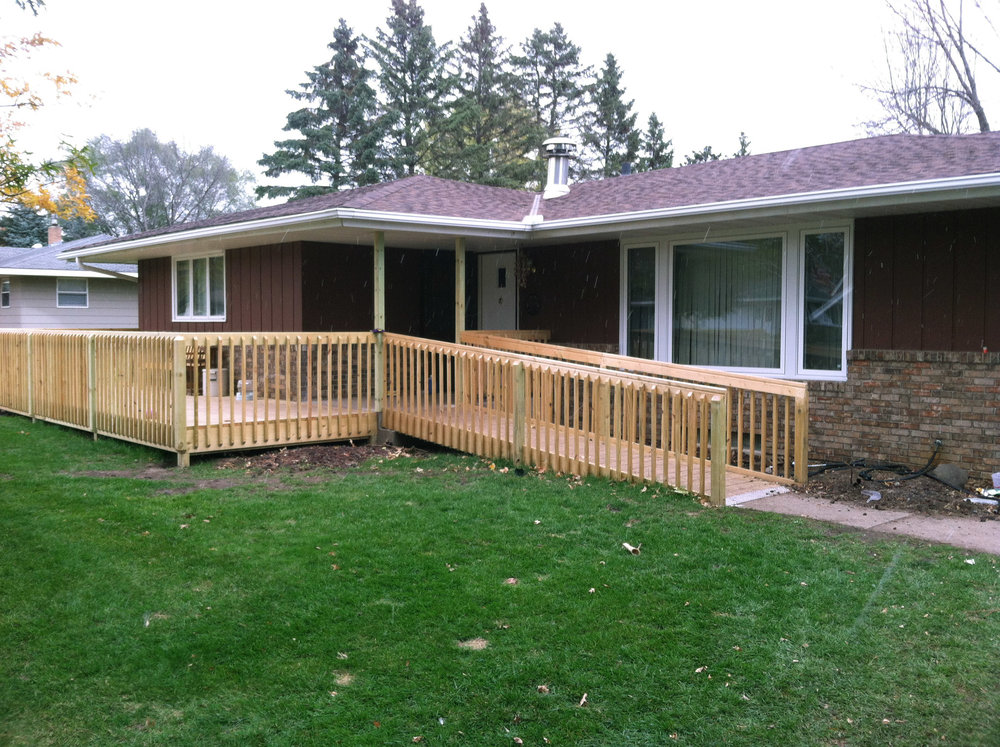 Handicap Accessibility — Berscheid Builders