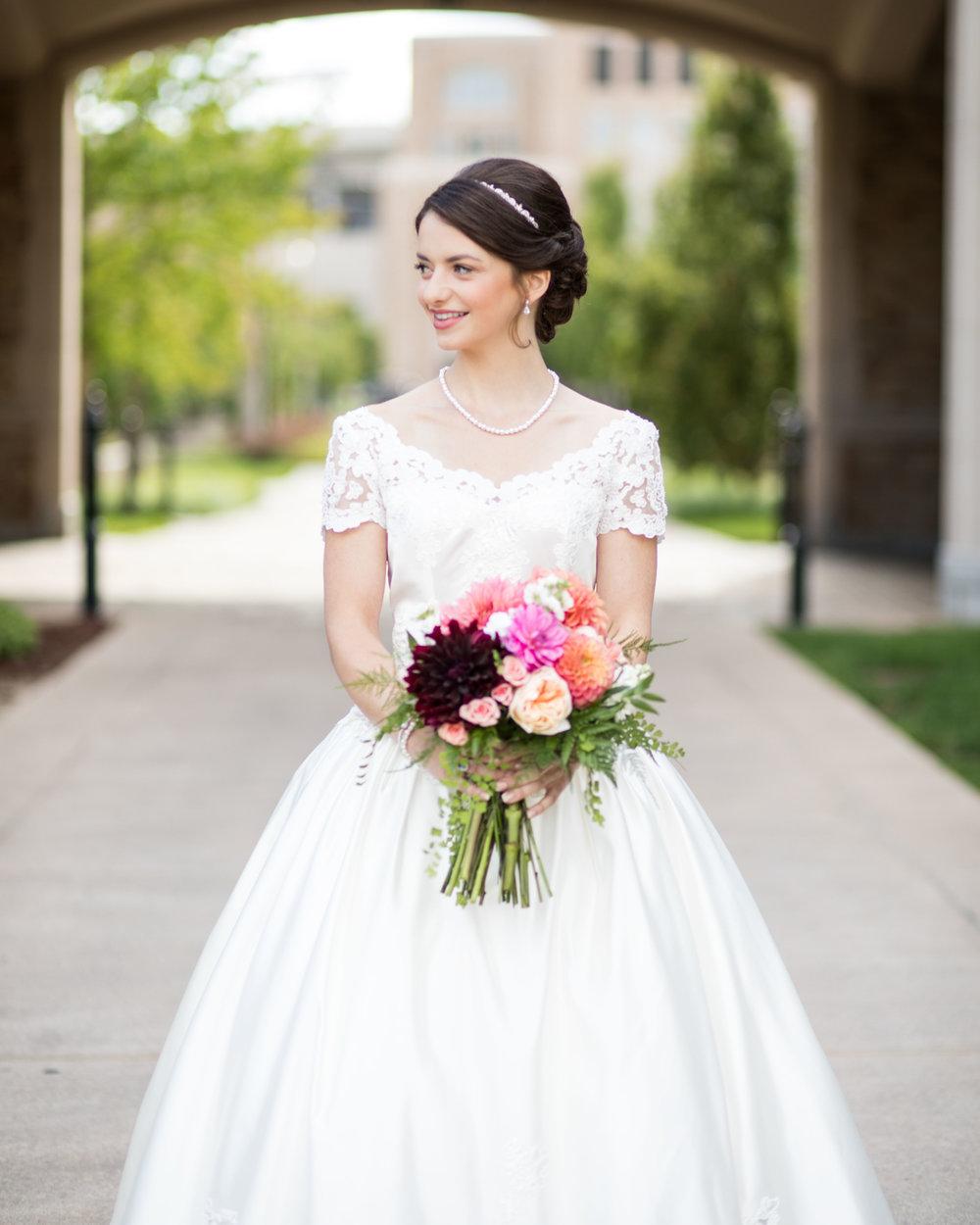 Notre Dame Bride
