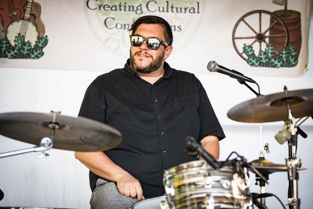 CDP Michael Shimmin on the drums.jpg