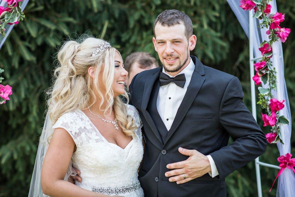 Newly weds!