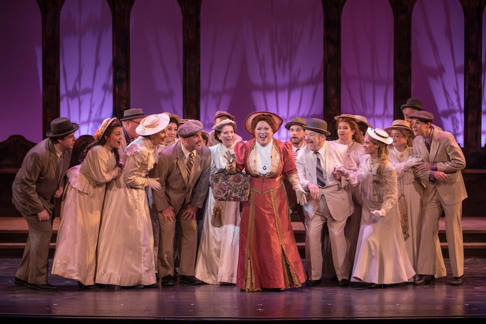 Kalamazoo Civic Theater Hello Dolly
