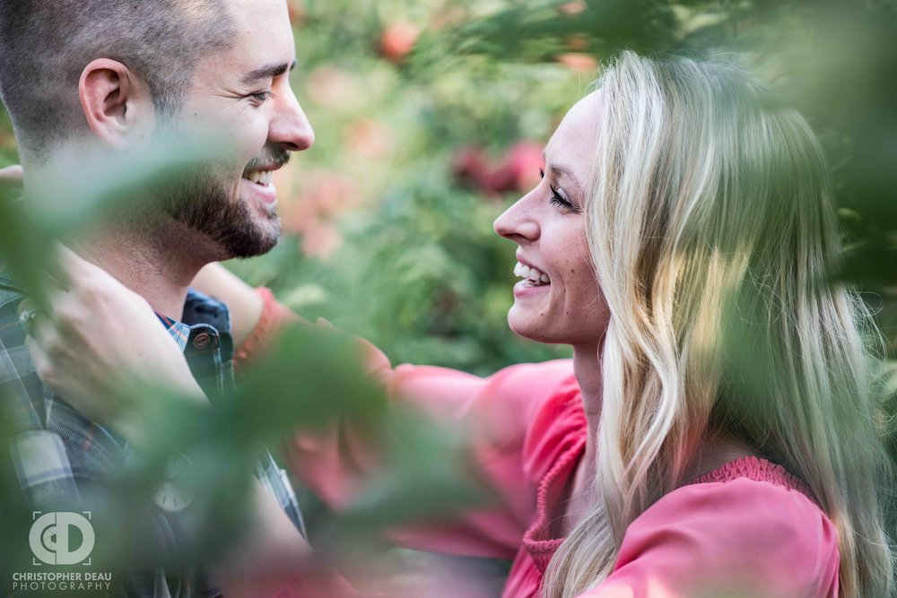 Gull Meadows Engagement Photo Session