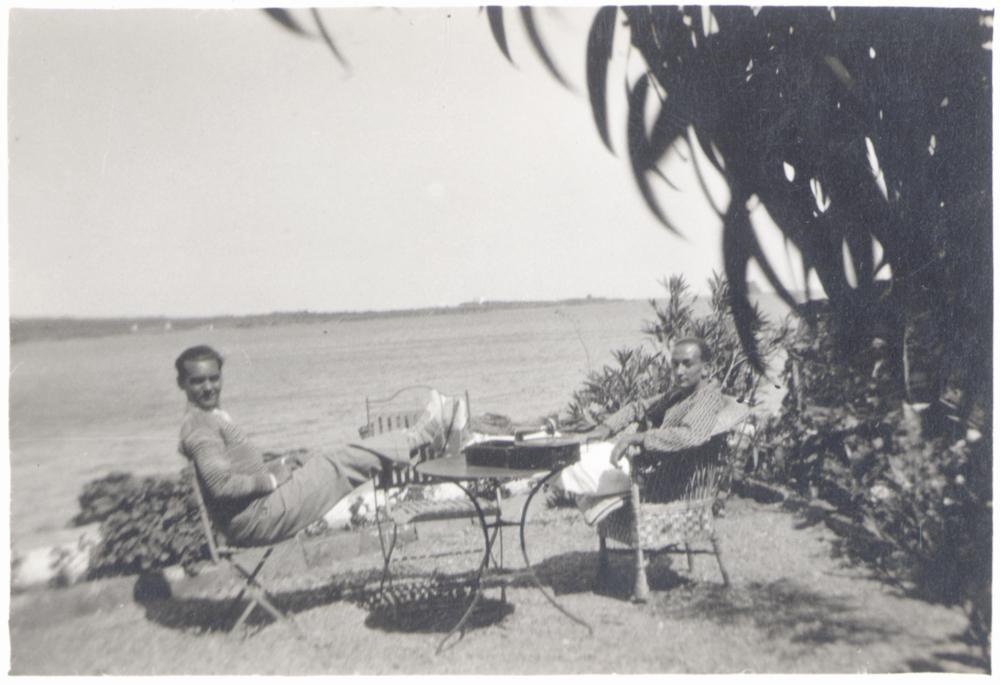 Modern Couples - Federico Garcia Lorca and Salvador Dali (1923-8)