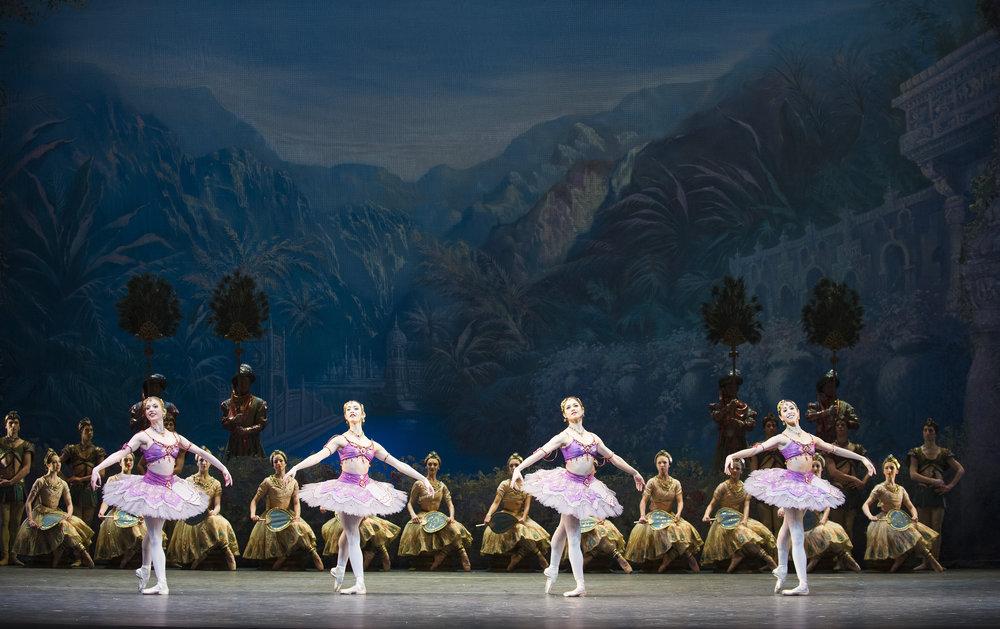 Royal Ballet  La Bayadère  ROH/Tristram Kenton