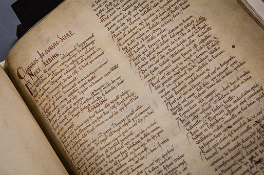 Domesday Book c1086 The National Archives