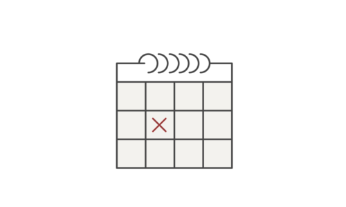 imparted calendar icon