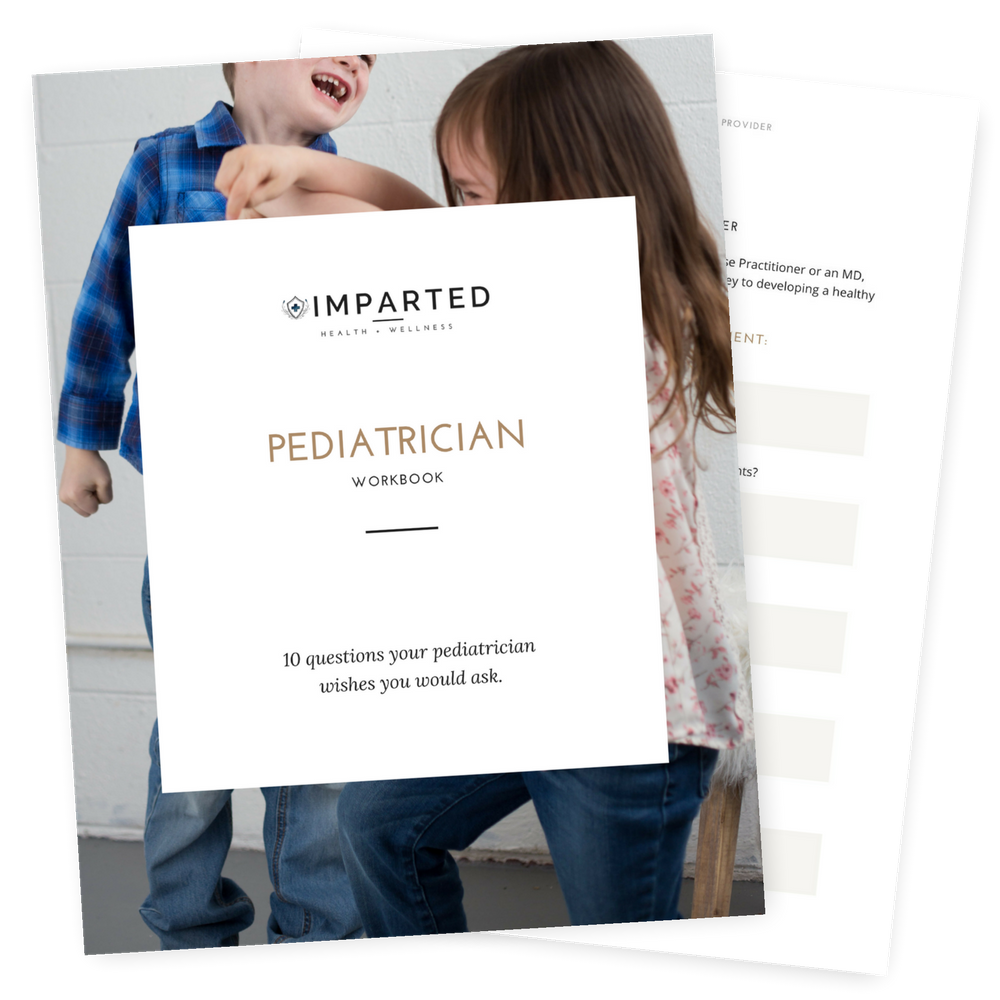 Pediatrician Workbook