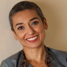 Zainab Salbi, an Iraqi American author activist, media commentator.jpg