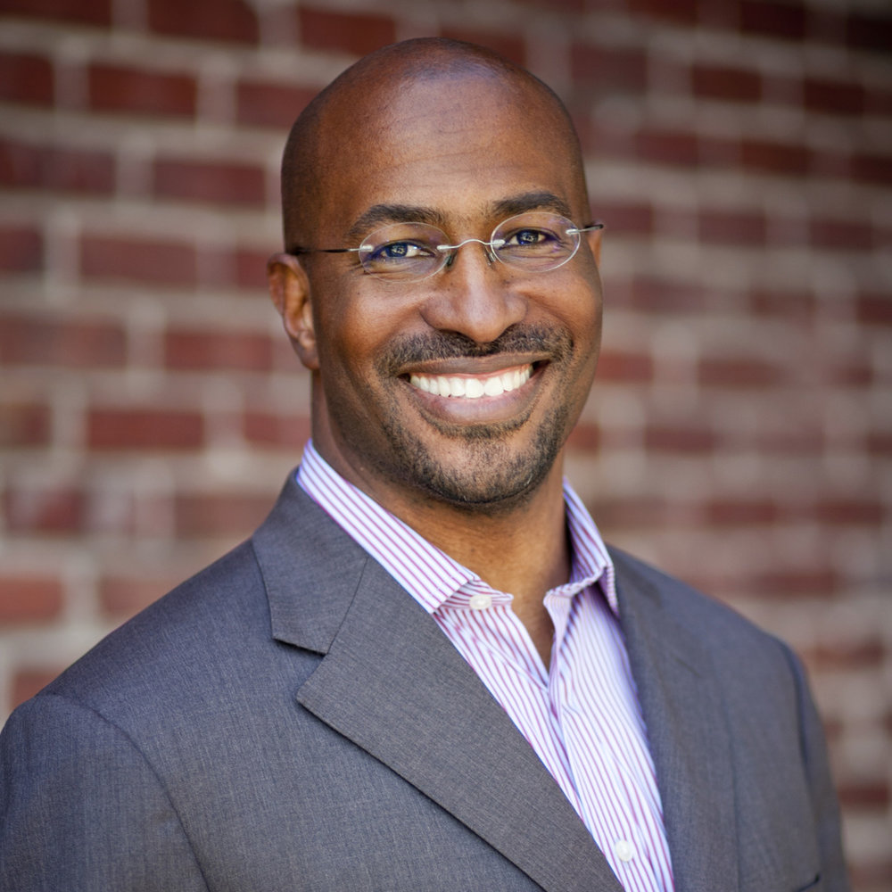 Van Jones activist political commentator author.jpg