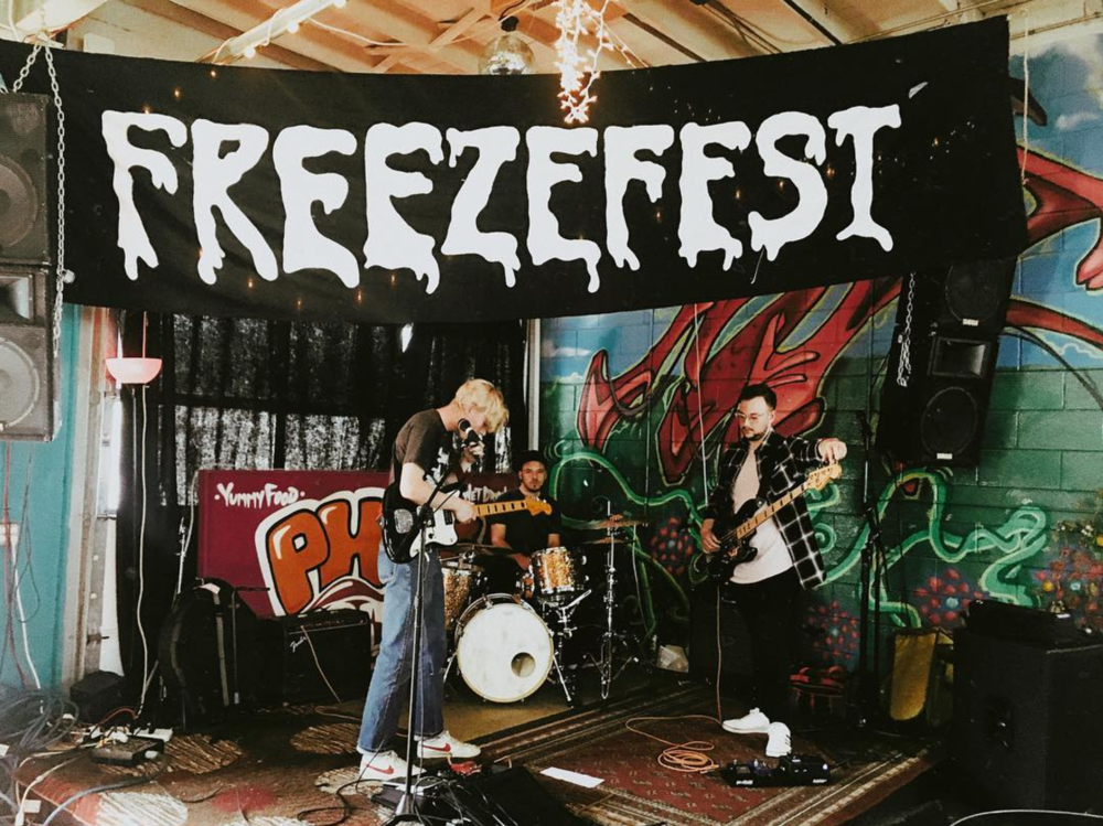Photo: From Freezefest