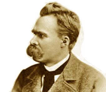 Nietzsche föds 1844.