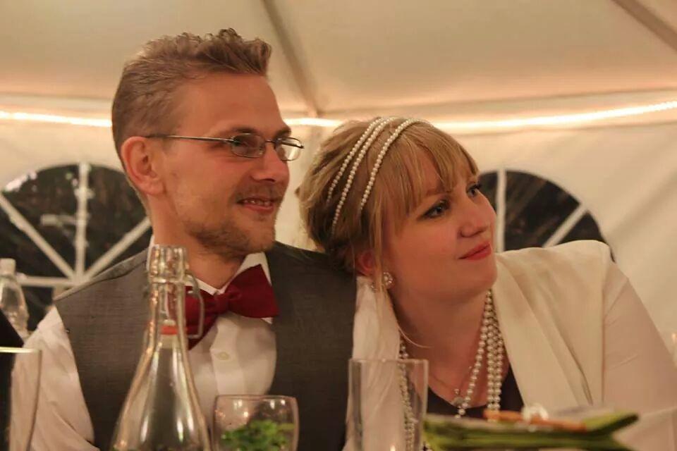 Två nygifta